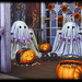 ASTRALIA - Trick or Treat Front Door Set