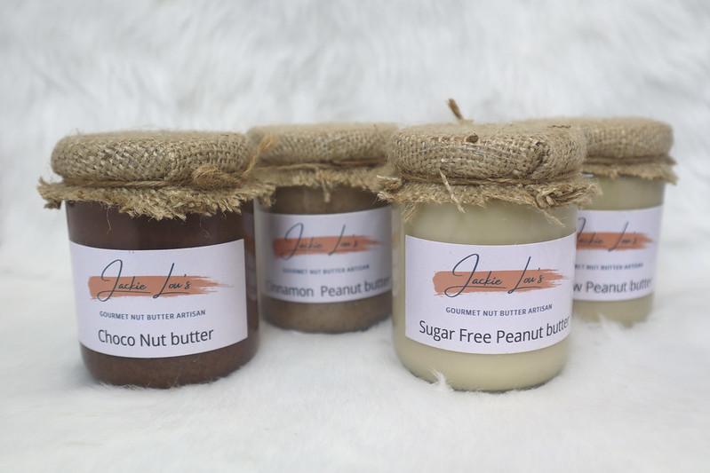 jackielou's Gourmet Nut Butter Artisan