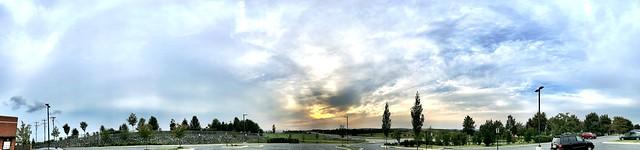 Evening Sky - Enhanced