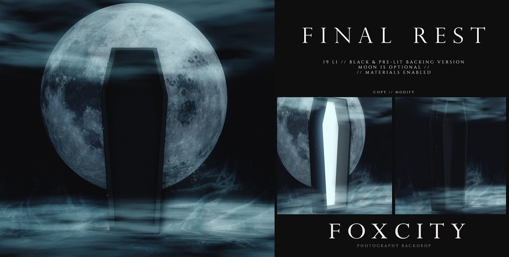 FOXCITY. Photo Booth - Final Rest