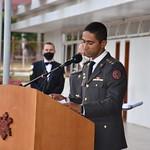 Deputado Roosevelt Vilela participa de solenidade do Curso de Formação de Oficiais Turma 39