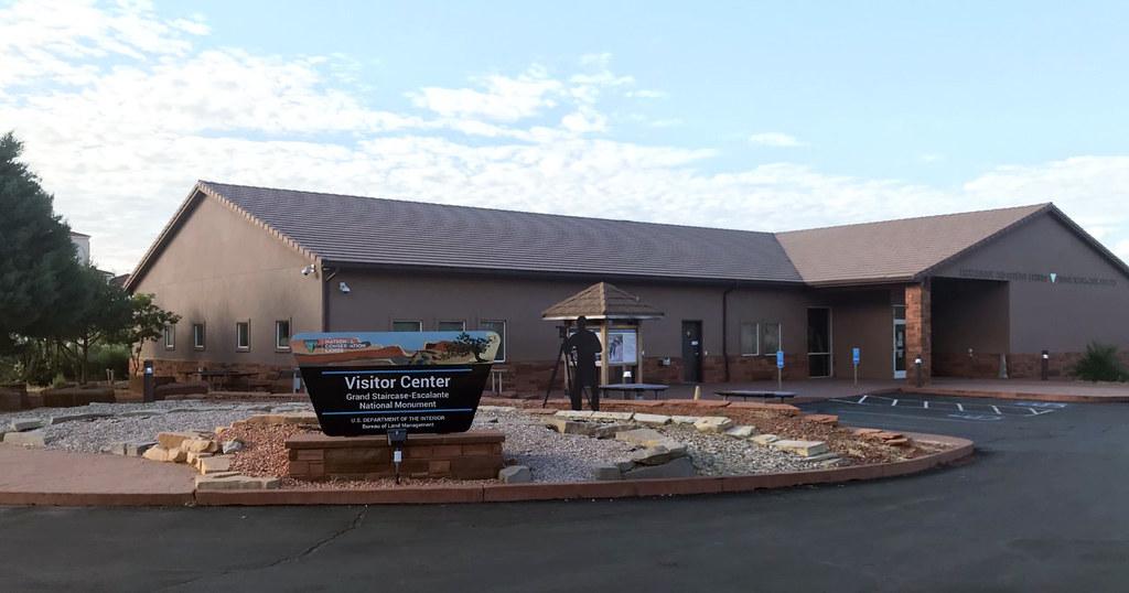 BLM-UT GSENM_Kanab Visitor Center