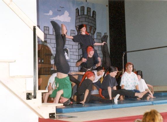 2001 - Abendunterhaltung