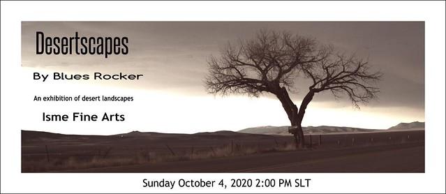 Desertscapes An Exhibition Of Desert Landscapes