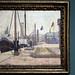 """""""Port de Honfleur"""" (1886)"""