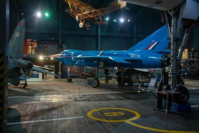 BAC 221 / Fairey Delta