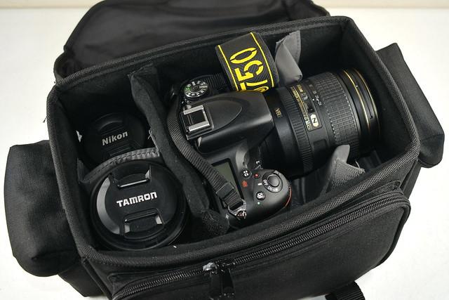 Nikon D750 24-120 f4 Ready to go!