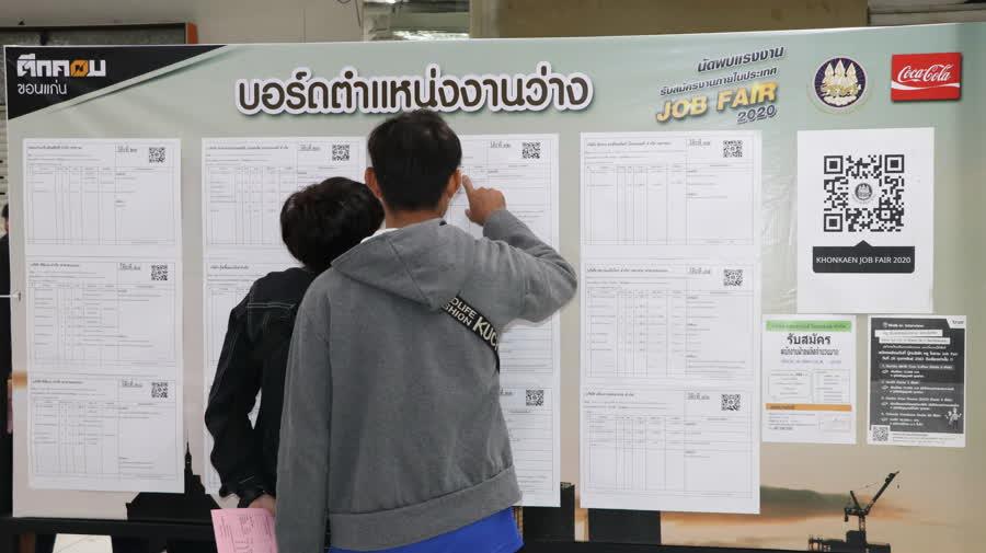 เดือน ธ.ค. 2563 เลิกจ้างผู้ประกันตน 190,079 คน