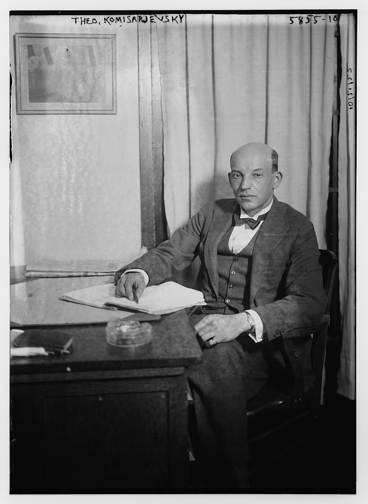 Theo. Komisarjevsky (LOC)