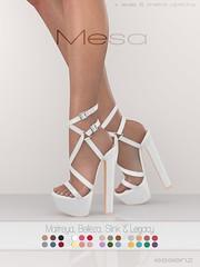 Essenz - Mesa (The Saturday Sale)