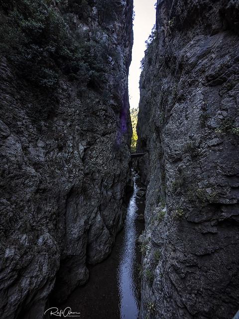 Voraikos Gorge - Greece