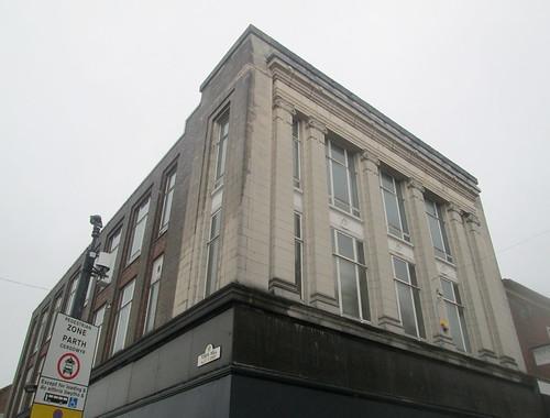Side View, Burton's, Wrexham