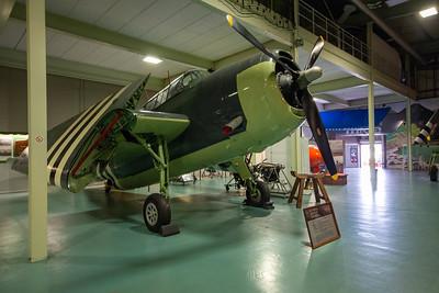 Grumman Avenger ECM6B (XB446)