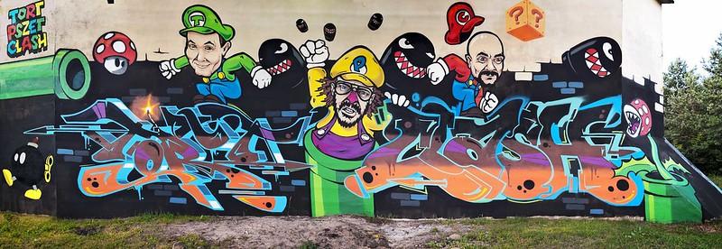 Super Mario Bros with Tort & Clash 2020 2