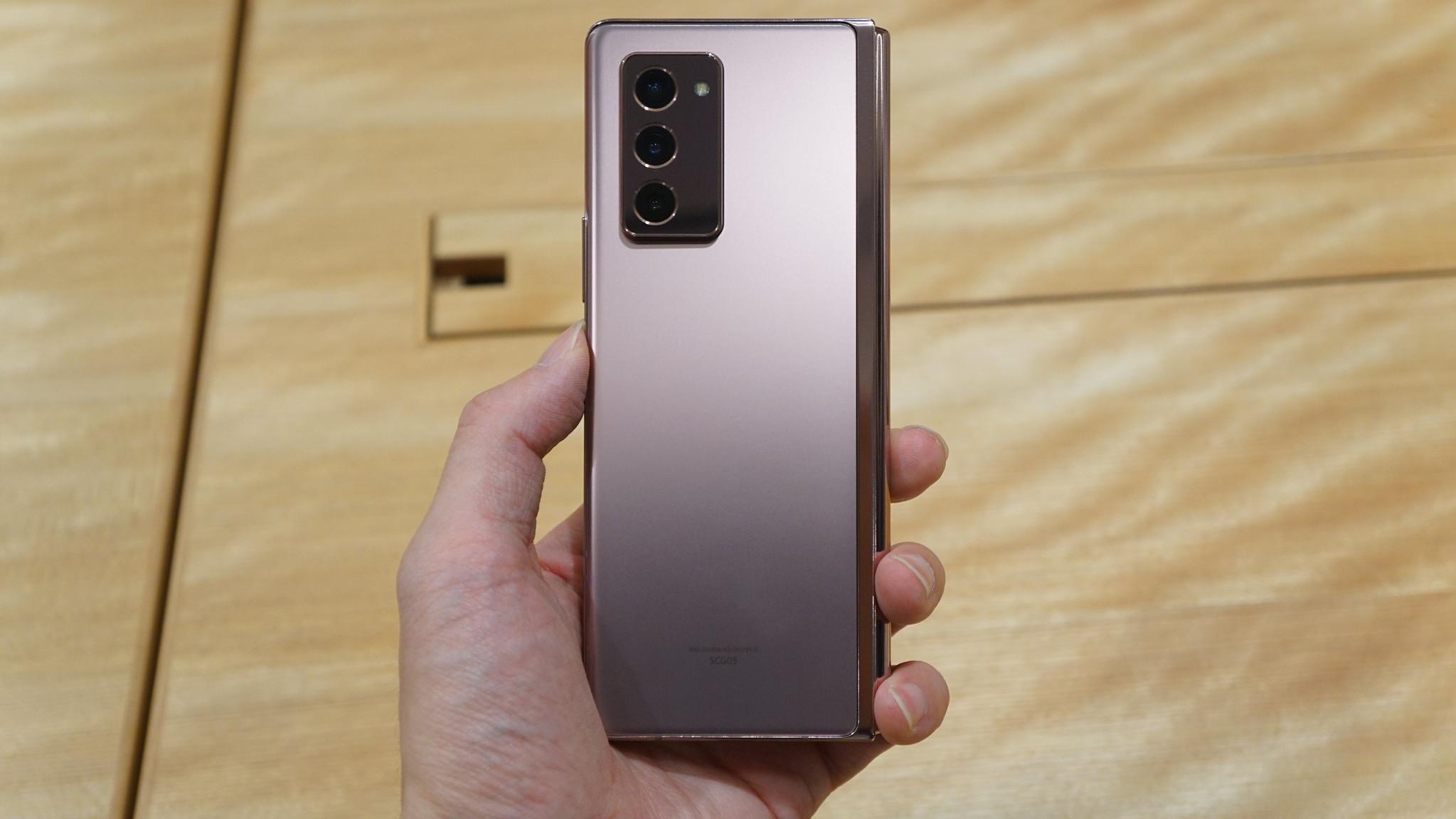 「Galaxy Z Fold2」フォトレビュー