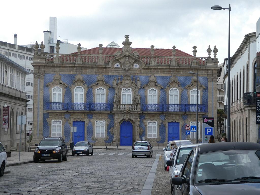 Raio Palace, Braga