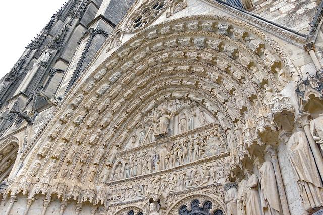 Bourges (Cher) : la cathédrale Saint-Etienne