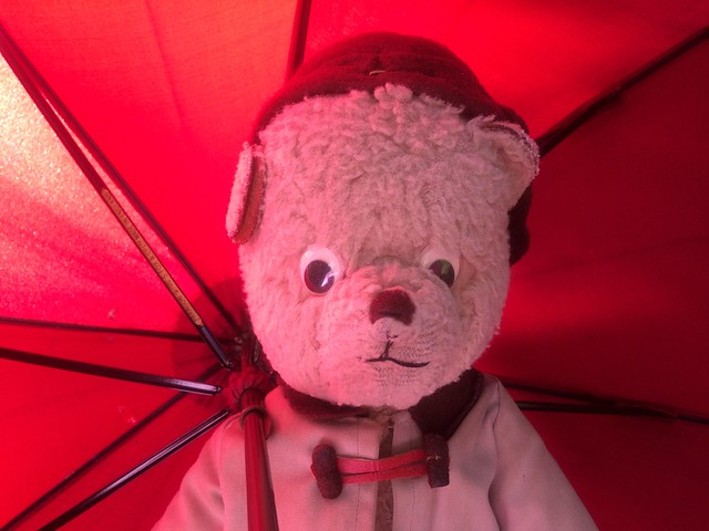 Paddington and the Red Brolly