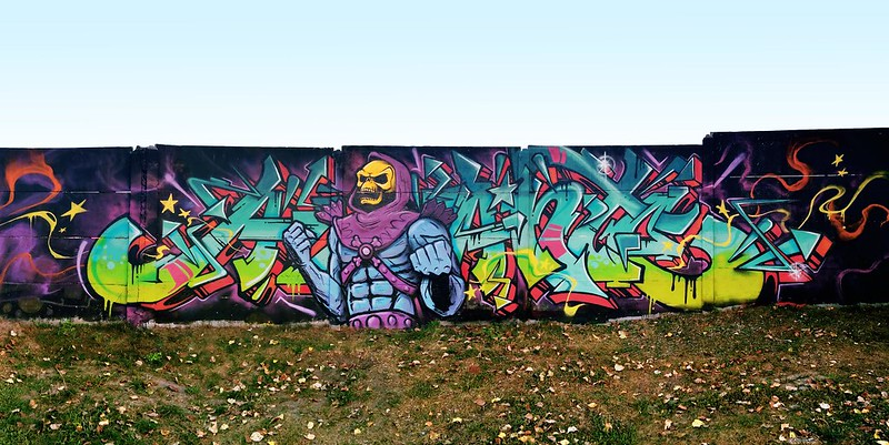 Skeletor with Awant3 2018