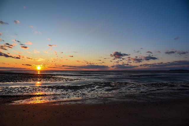 Sunset at Cape Cod