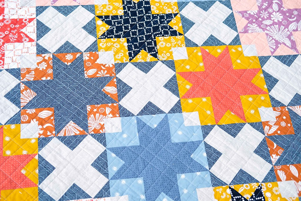 The Maggie Quilt Pattern - Kitchen Table Quilting