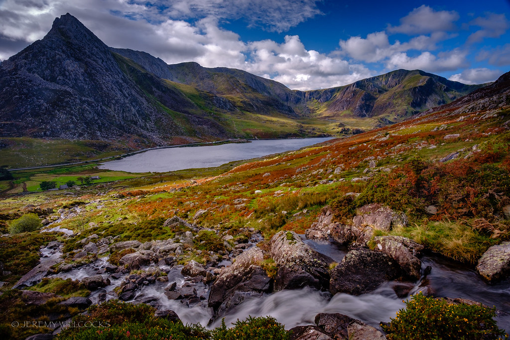 A View to Tryfan