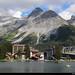 View across Obersee, Arosa, Switzerland