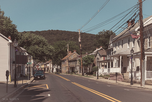 E Main Street, Thrumont, Maryland | by makleen