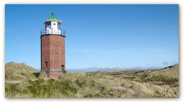 Lighthouse - Leuchtturm Kampen-Sylt