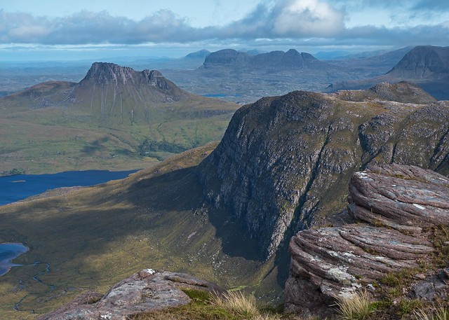 The Mountains of Coigach and Assynt