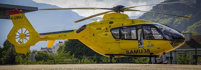 SAMU38 F-GMHJ