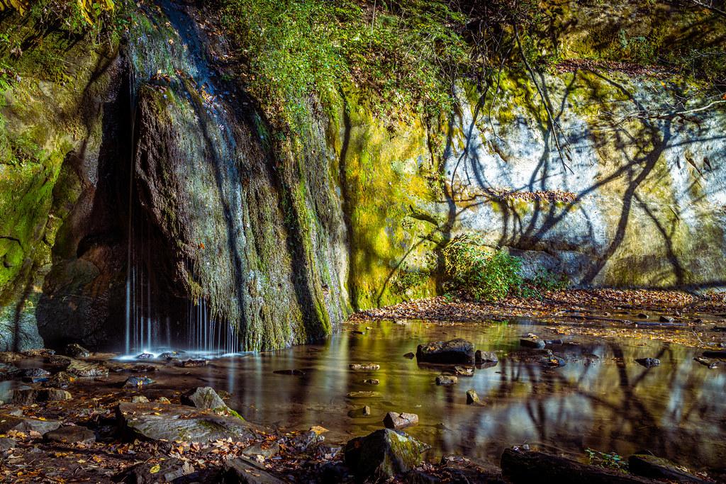 Stephens' Falls