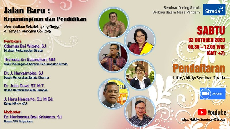 "Seminar ""Jalan Baru : Kepemimpinan dan Pendidikan"""