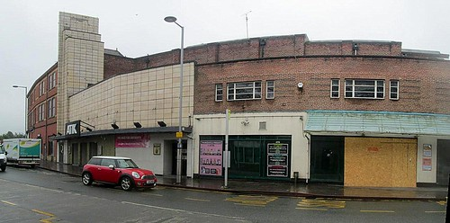 Atik, Wrexham, Art Deco