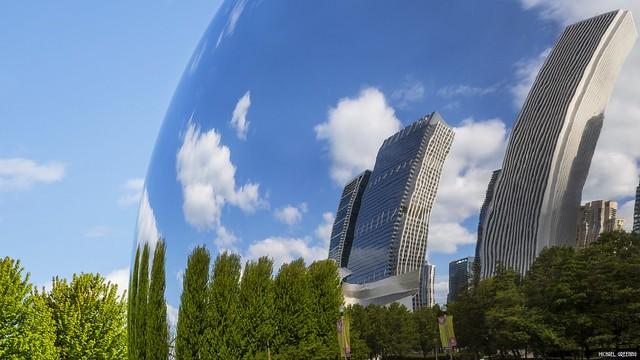 City In A Bubble...