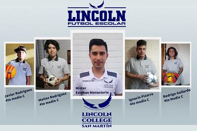 cuadro futbol - Lincoln San Martin