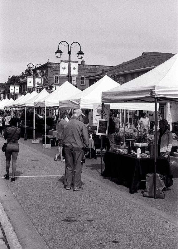 Georgetown September Farmer's Market Two