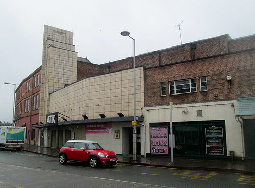 Art Deco Building, Wrexham