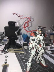Barbatos lupus custom lightning effect