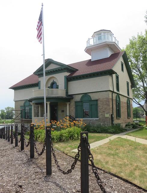 Michigan City Lighthouse (Michigan City, Indiana)