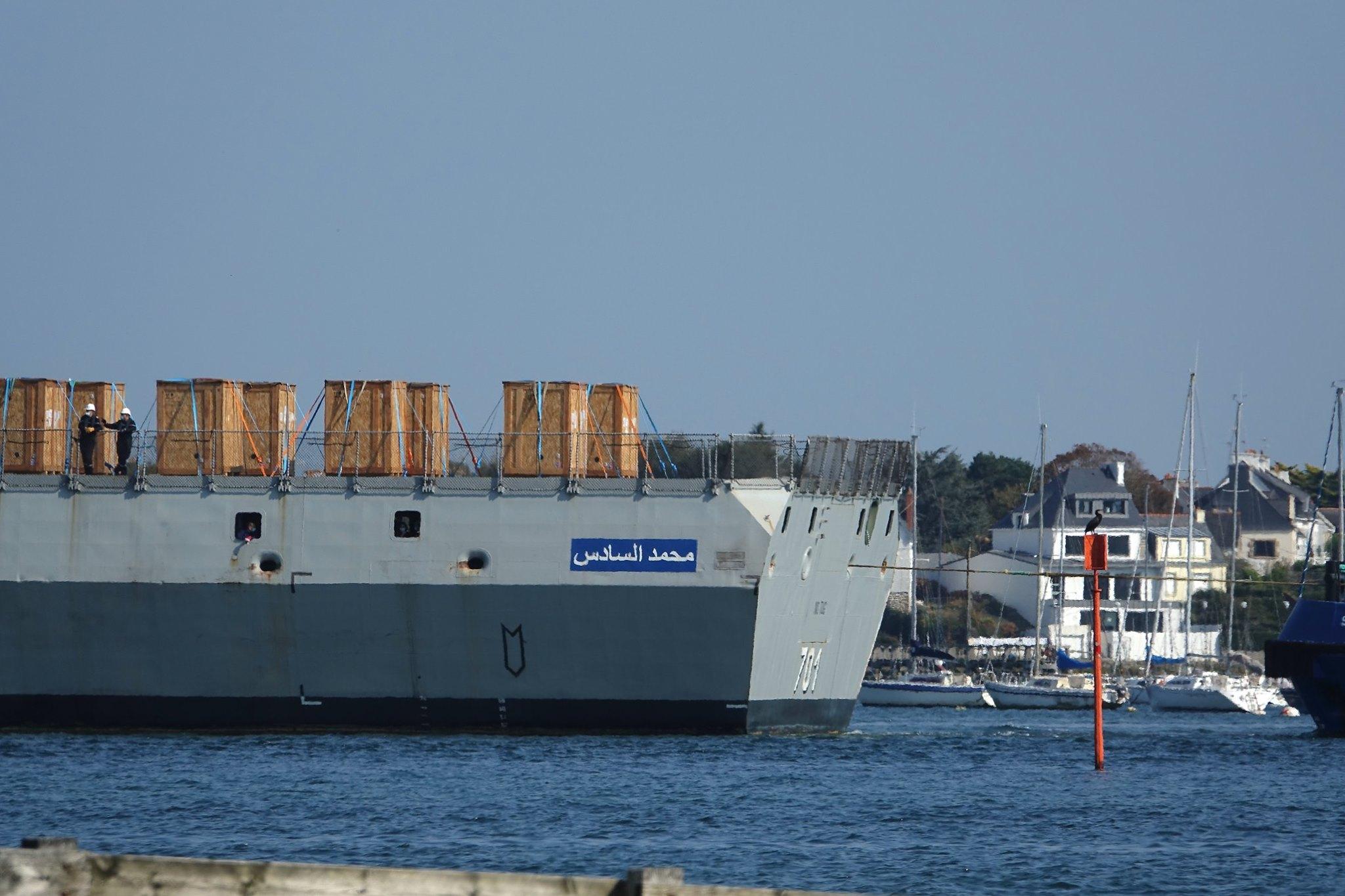 Royal Moroccan Navy FREMM Frigate / FREMM Marocaine - Mohammed VI - Page 14 50383674041_ac5f21f005_o
