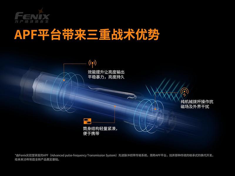 Fenix TK11 TAC 1600流明 警用勤務手電筒 -12