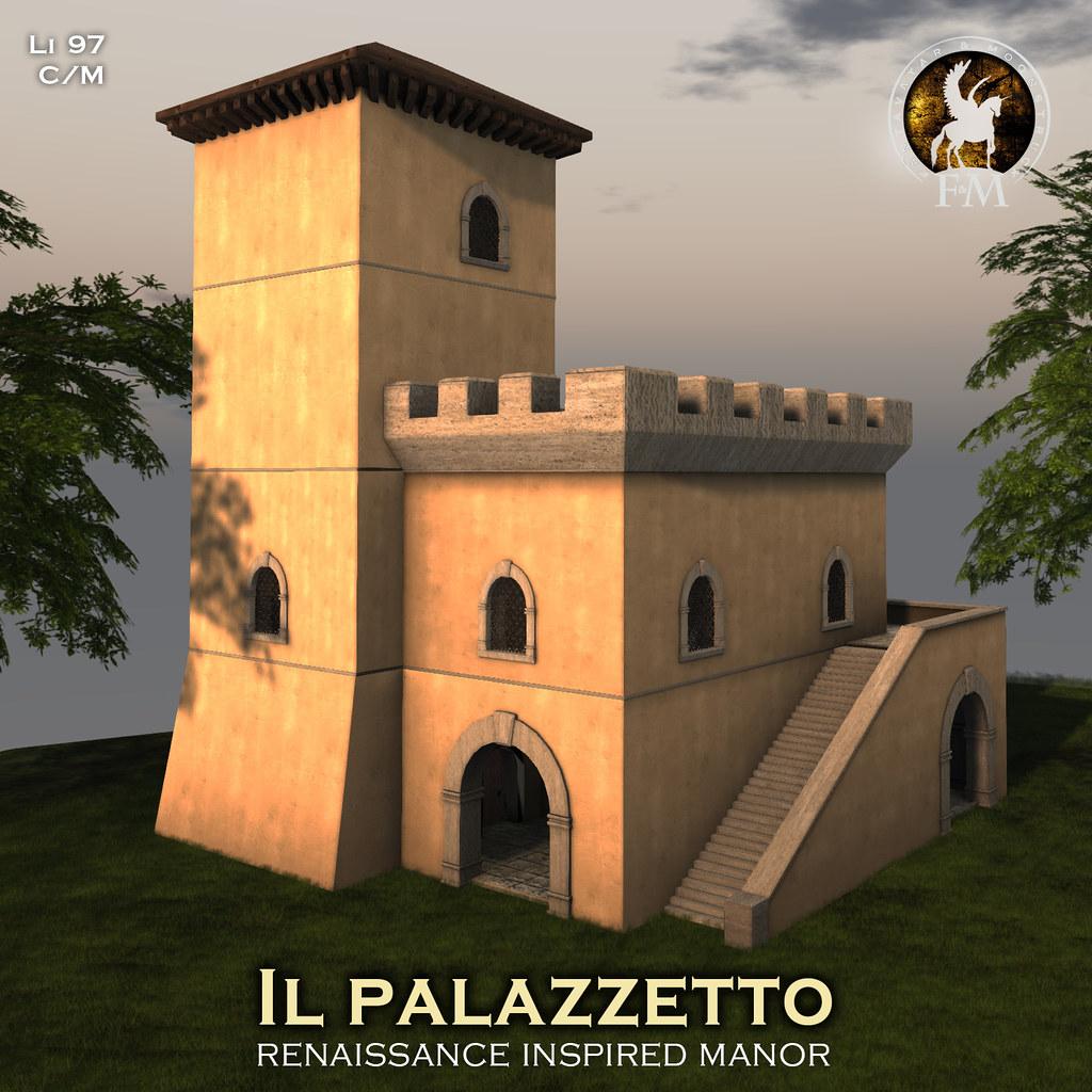 F&M Il Palazzetto * SL Renaissance Festival