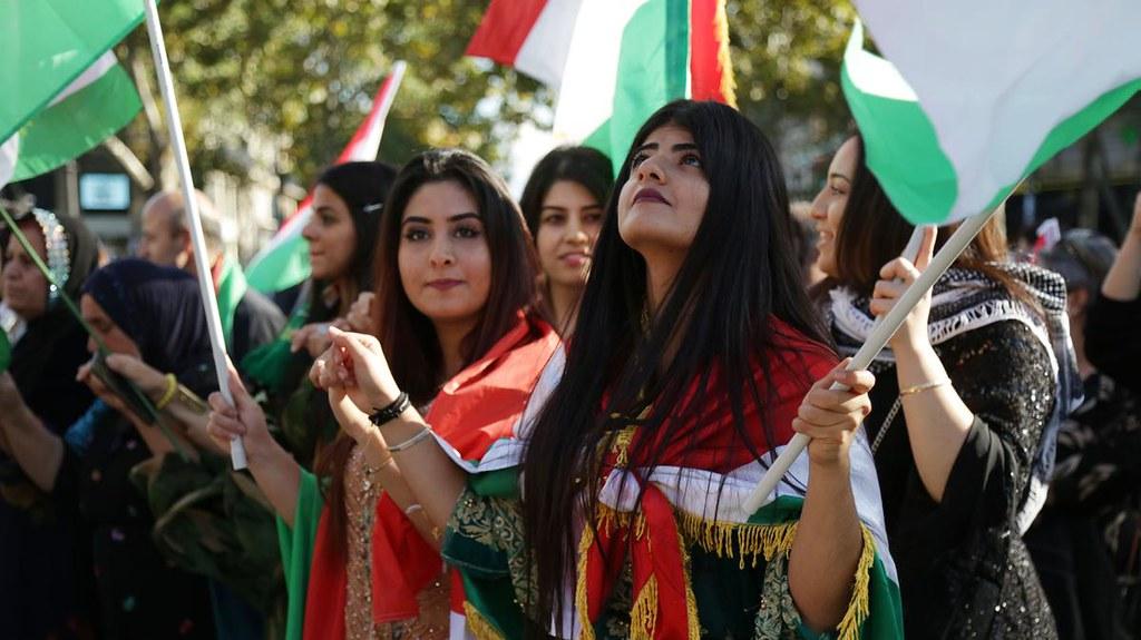 """""""Happy Referendum day Kurdistan"""""""
