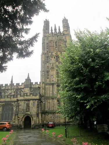 St Giles Parish Church, Wrexham, Wales