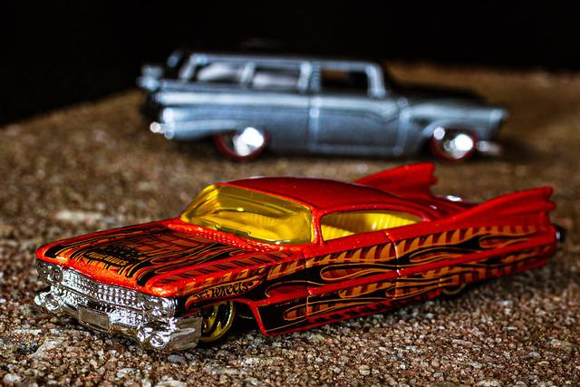 hot wheels 59 Cadillac