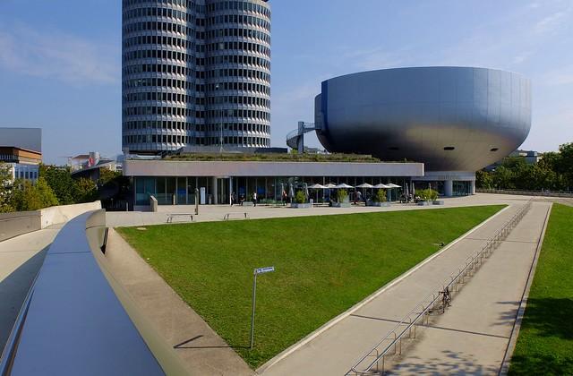 Munich - BMW Museum and Headquarters