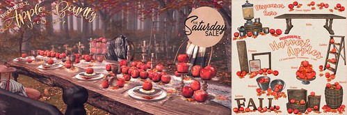 DISORDERLY. / Apple Bounty & Harvest Apples for Saturday Sale! | by rogue falconer
