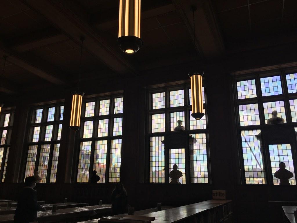 Biblioteca Universitaria en Lovaina 2