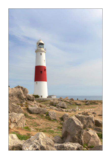 Portland Bill lighthouse ...
